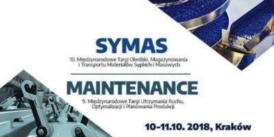 10-ta jubileuszowa edycja Targów SyMas w październiku w Krakowie.