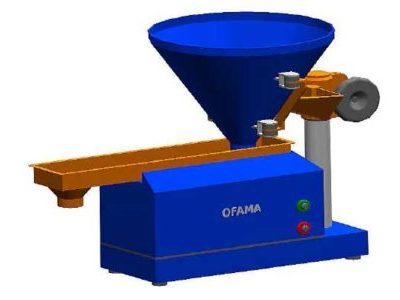 Linear vibrating feeder type PWL