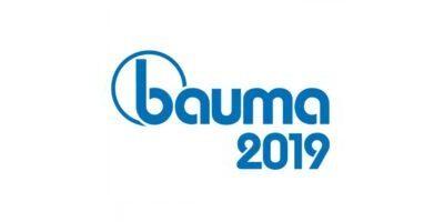 Międzynarodowe targi maszyn i urządzeń budowlanych & górniczych Bauma 2019 Monachium