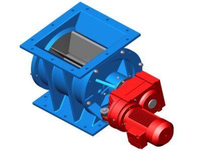 Ceramic rotary dispenser type DC