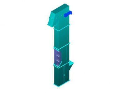 Bucket conveyor type PK