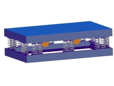 Table vibrator type SW