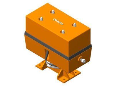 Electro-magnetic vibrator type UOWP