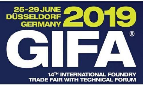 Podziękowania za udział w targach GIFA 2019