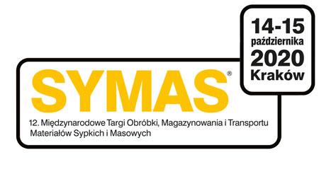 12 Międzynarodowe Targi SYMAS w Krakowie w dniach 14 – 15.10.2020r.