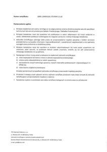 Spawalnicze świadectwo kwalifikacji
